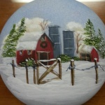 Hand painted Ornaments for Sale! – Show Your Christmas Tree a Little Country Love