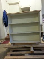 bookcase raw
