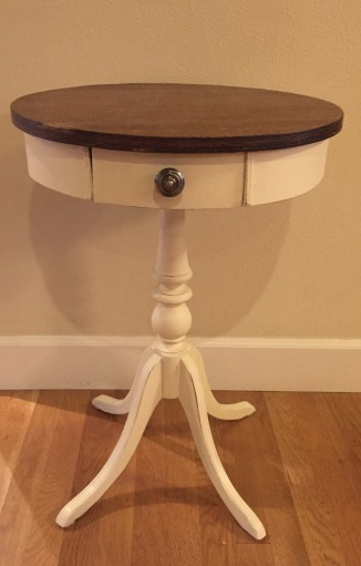 Cinderella Table Finished