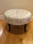 Because we all need a little lift- a pot stand turned foot stool